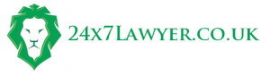 24x7Lawyer.co.uk Logo